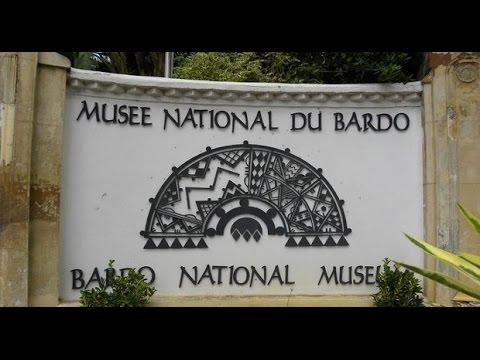 Sortie au Musée du BARDO 2015