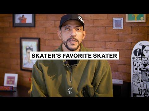 Skater's Favorite Skater | Rodrigo TX | Transworld Skateboarding