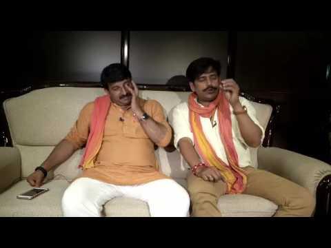 Special interview on Mcd election with Delhi BJP president Manoj tiwari and Ravi kishan together
