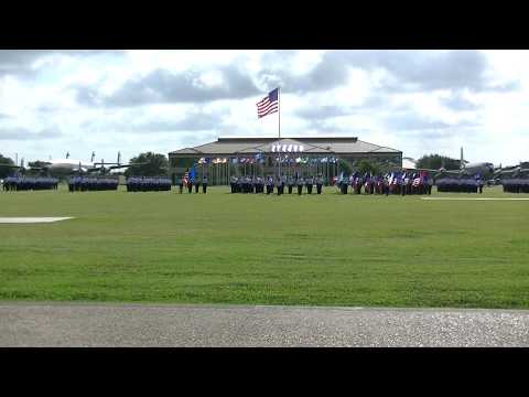 Air Force Basic Military Training Parade, 16 June 2017 (Official)