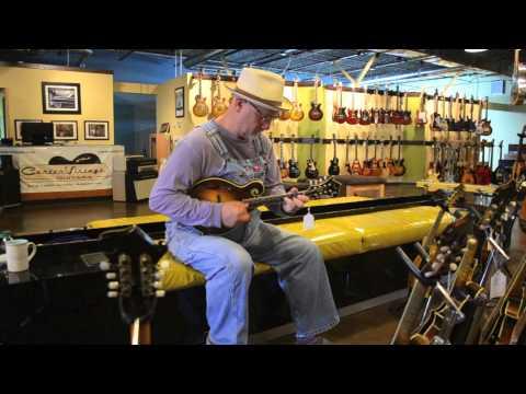Carter Vintage Guitars - Mike Compton - Heiden F-5