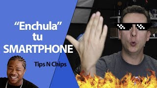 Download Enchula tu Android - #TipsNChips con @japonton Mp3 and Videos