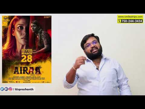 Airaa review by Prashanth