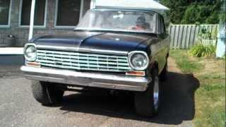 64 Chevy II Nova 4 Door