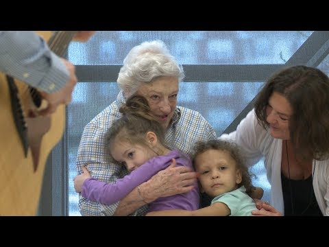 Intergenerational Music Therapy Research