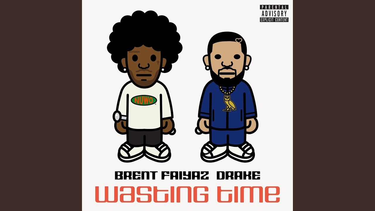 """Brent Faiyaz Unites with Drake for New """"Wasting Time"""" Single"""