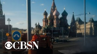 Moscow announces one-week COVID-19 lockdown