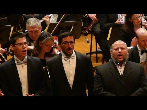 הדרן: מהרה ישמע (מודז'יץ) קונצרט ירושלים 2013 - מאסטרו אלי יפה