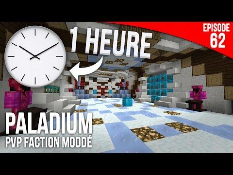 1 HEURE DE PILLAGE ?! - Episode 62 | PvP Faction Moddé - Paladium S4