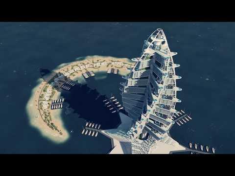 WORLD EXPO BUILDING BAKU ARZEBAIJAN 2025