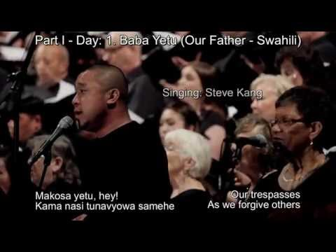 Christopher Tin - Calling All Dawns - Movement of Day - Angel City Chorale Concert with Lyrics
