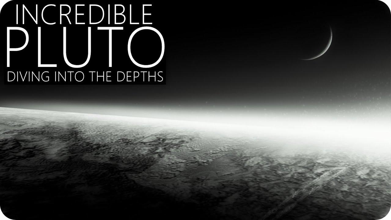 Download SOMETHING STRANGE WAS FOUND ON PLUTO [Dwarf planet Pluto]