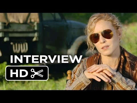 Child 44 Interview - Noomi Rapace (2015) - Gary Oldman, Tom Hardy Movie HD