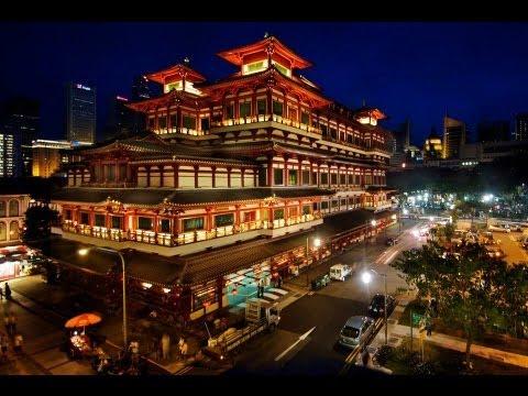 BUDDHA TOOTH RELIC TEMPLE & MUSEUM. SINGAPORE. TRAVEL, CULTURE, ADVENTURE, FESTIVALS