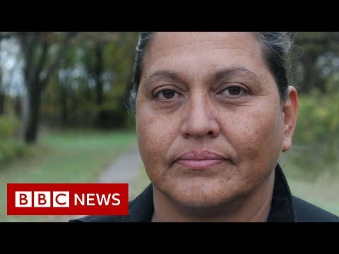 The amateur sleuth: What happened to Olivia Lone Bear? -BBC News