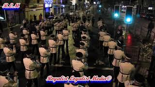 East Belfast Protestant Boys FB @ Downshire Guiding Star FB Parade 2018