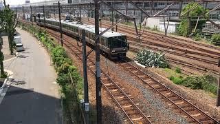 223系 出庫 JR西日本 網干総合車両所 宮原支所  一人ひとりの思いを、届けたい JR西日本