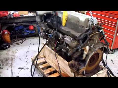 used mercedes om460 diesel engine youtube rh youtube com Tecumseh Engine Manual Kohler 17.5 HP Engine Manual