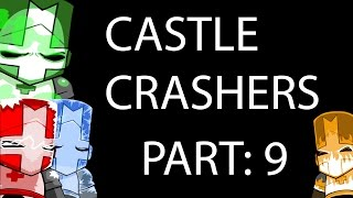 """Morbid way to Die"" Castle Crasher 