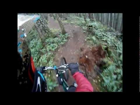 Black Rock Mountain Bike Park 2013 Youtube