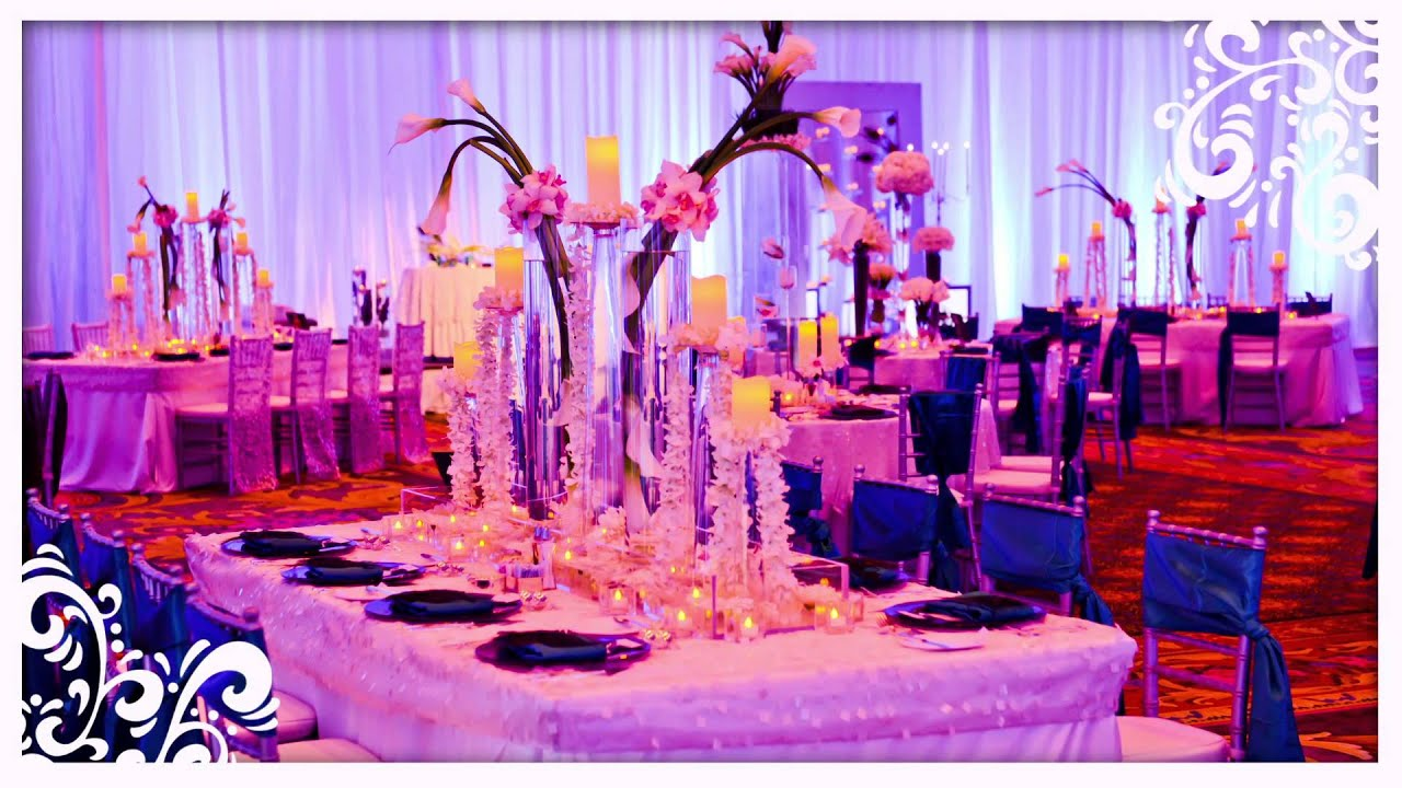 Disney\'s Fairy Tale Weddings Tip: Pinspotting, Uplighting and Pipe ...