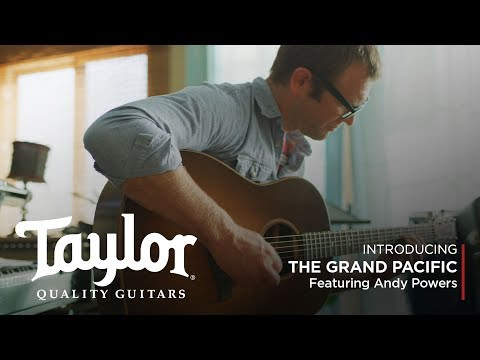 NAMM 2019: Taylor launches Grand Pacific line of round-shoulder dreadnoughts