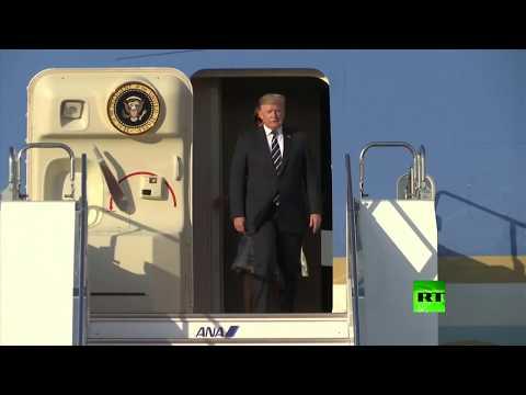 ترامب يصل إلى طوكيو للقاء إمبراطور اليابان الجديد  - نشر قبل 7 ساعة