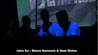 Intro Defected In The House - DJ Jay & D-Luz Mad Club Lausanne - Lick My House