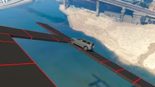 INTENTA NO CAERTE 😱 GTA 5 ONLINE | CON VITA Y BEBE MILO GRAND THEFT AUTO 5 GTAV