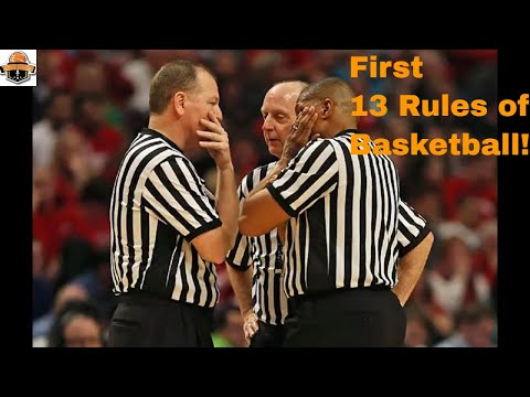 The First 13 Rules Of Basketball! | Cager First