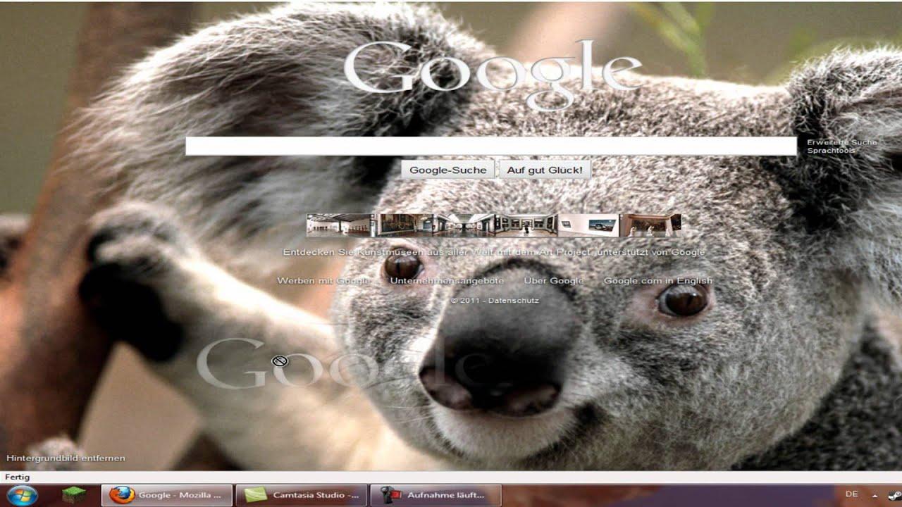 Google Hintergrund