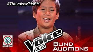 "The Voice Kids Philippines 2015 Blind Audition: ""Just Give Me A Reason"" by Noah"
