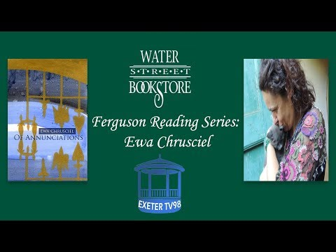 Ferguson Reading Series: Ewa Chrusciel and Poetry Reading