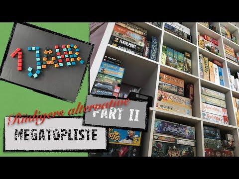 MegaTopListe - 10 Kategorien - Rüdigers Alternative Part II