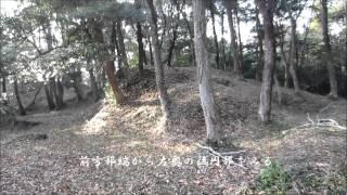 福勝寺古墳1(中期)(大分県)Fukushouji Tumulus 1(Ooita Pref.)