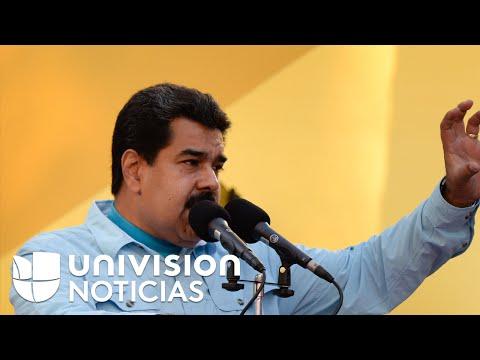 """Crece la indignación por las palabras de de Nicolás Maduro: """"la dieta de Maduro..."""""""