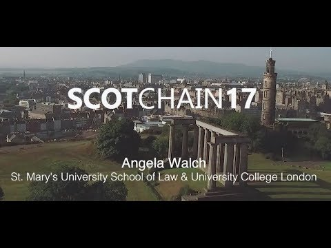 MBN Solutions: ScotChain17 - Thinking Critically About Blockchain Technology