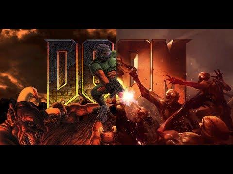 DOOM (2016) - Snapmap- Doom Film Scene (FSP Scene) - Gameplay