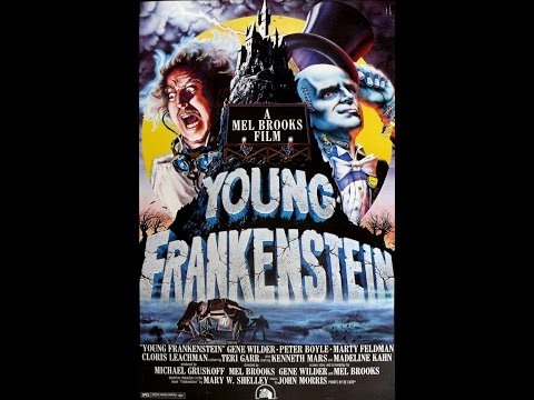 Young Frankenstein 1974 movie review gene wilder Mel brooks Marty Feldman the monster