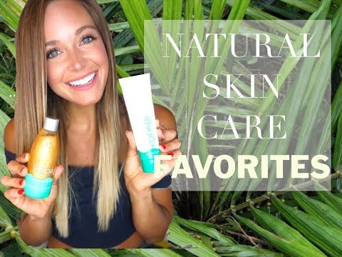 Top 5 Natural skin care products. Ivy Carnegie Pretty Balanced