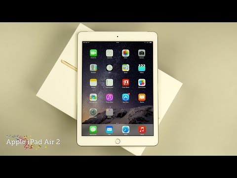 Apple iPad Air 2 deutsch | Test