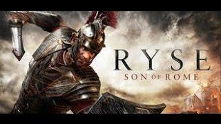 How to kill Minotaur chief glott! Ryse Son of Rome Xbox One