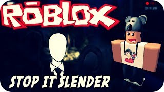 Roblox - Stop It Slender (Feat.Zumber)