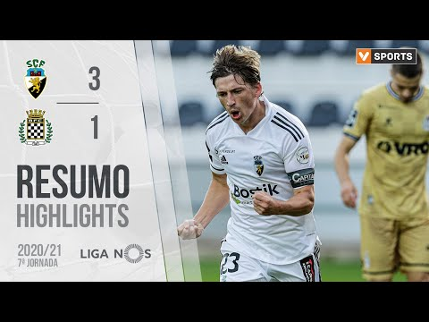 SC Farense Boavista Goals And Highlights