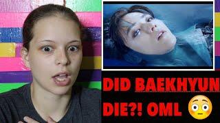 Video DID BAEKHYUN JUST DIE?! - EXO POWER MV REACTION download MP3, 3GP, MP4, WEBM, AVI, FLV Agustus 2018