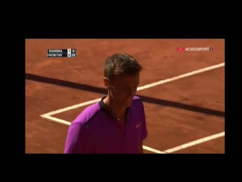 ATP Geneva Open : Mischa Zverev (GER) vs  Kei Nishikori (JPN)
