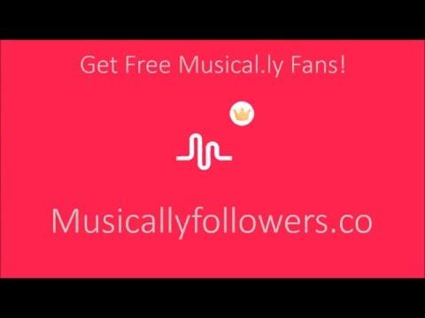 Get FREE Musically Fans | Followers -- www.musicallyfollowers.co
