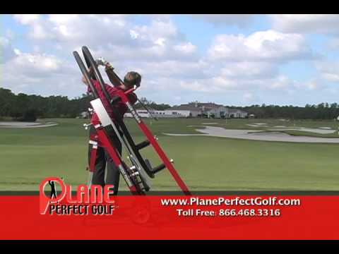 The Plane Perfect Golf Machine