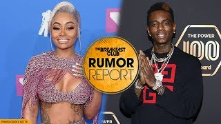 Blac Chyna And Soulja Boy Split After Only Weeks Of Dating