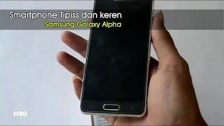 Hp Tipiissss.. !!! Simple Unbox n Rivew Samsung Galaxy Alpha